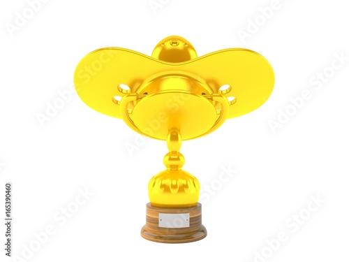 Foto op Canvas UFO Baby trophy