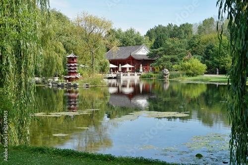 Berlin - Gärten der Welt - Chinesischer Garten
