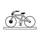 bike or bicycle icon image