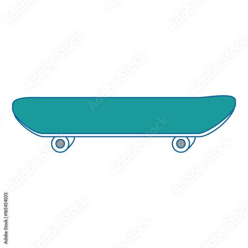Fotobehang Skateboard skateboard extreme sport