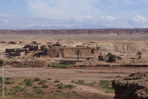 Aït-ben-Haddou maroc