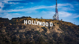 Hollywood sign Los angeles  - 165483645