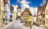 Rothenburg ob der Tauber - 165487815