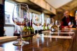 Tasting bar at a winery - 165506454