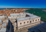 Palazzo Ducale (Doge's Palace) in Venice Italy