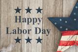 Happy Labor Day Greeting - 165577273