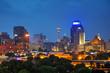 San Antonio, TX cityscape