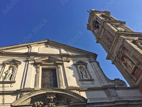 Foto op Canvas Milan Milano, la chiesa di Santo Stefano Maggiore