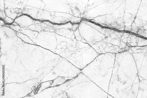 White marble texture abstract background pattern with high resolution. - 165632035