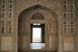 Interior of Musamman Burj, Agra fort