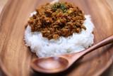 ドライカレー/Dry Curry Rice
