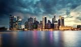 Skyline, Singapour
