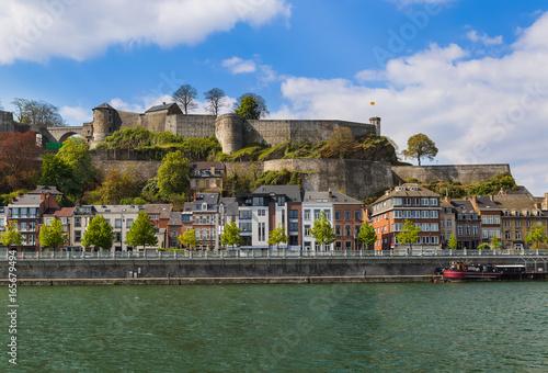 Foto op Canvas Caraïben Town Namur in Belgium