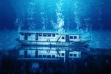 Rostig ångbåt - 165683498