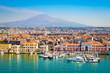 Catania Sicily, Italy