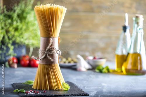 Fototapeta Pasta Verschiedene sorten(hintergrund)