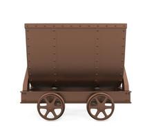 Mining Cart  Sticker