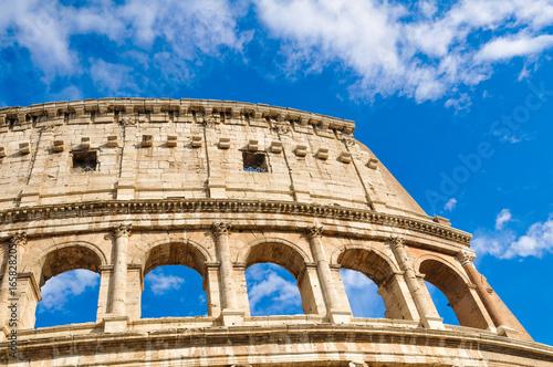Foto op Plexiglas Cyprus Colosseum in Rome, Italy