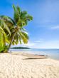 Leinwandbild Motiv Sommer, Sonne, Strand und Meer im
