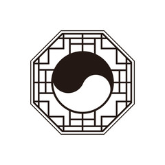 Yin and yang vector design
