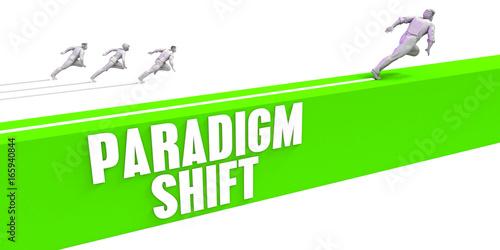 Paradigm Shift - 165940844