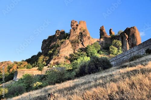 Tuinposter Grijs Belogradchik Rocks, Bulgaria