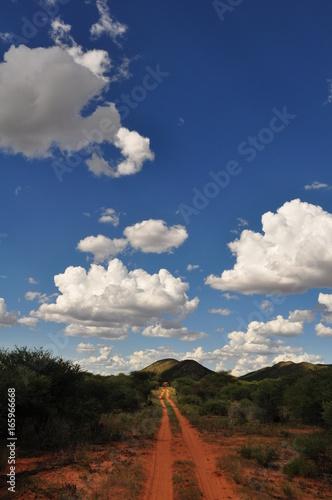 The Namibian Sky.