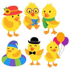 Little Ducks