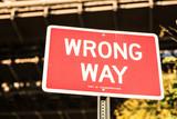 Wrong Way - 166017447