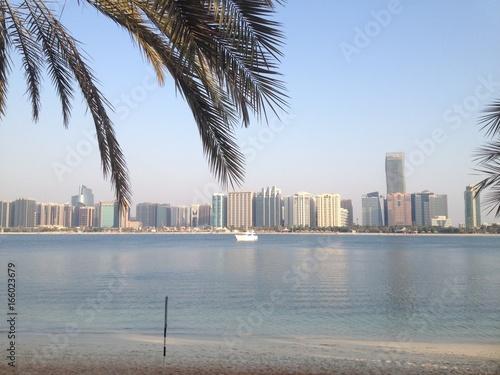 Abu dhabi coast