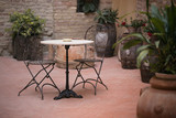 Small patio in italy - 166044284