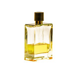 A bottle for perfume on a white background - 166072606