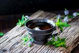 Tee - Minze - Pfefferminze - Mentha - Kräuter - Naturheilkunde -  - 166073417