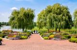 Chicago Botanic Garden, Illinois, USA - 166078480