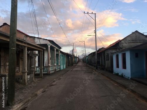 Baracoa street view