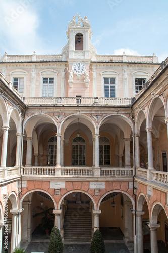 Palazzo Doria Tursi, Génova