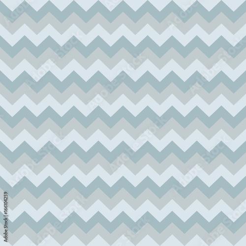 Seamless chevron pattern three colors, gray color. - 166104259