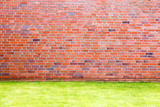 Red brick  abstract  background