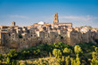 Pitigliano, a town built on a tuff rock, is one of the most beautiful villages in Italy.