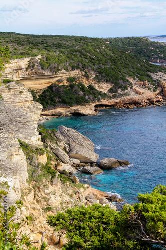 Foto op Plexiglas Cyprus Côte de Bonifacio