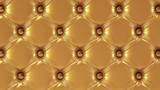 Skórzana sofa tekstury tła. 3d ilustracji, renderowania 3d.