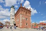 Town hall in Sandomierz
