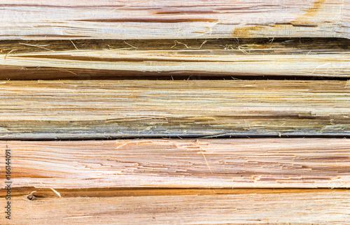 Foto op Aluminium Brandhout textuur Textura de madeira.