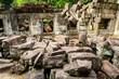 Ruins in Angkor Wat, Siem Reap, Cambodia