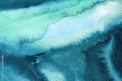 Abstract hand drawn watercolor background. Grunge texture for cards and your design. - 166198095