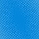 Pop art comic background halftone dots. Cartoon Vector Illustration on blue