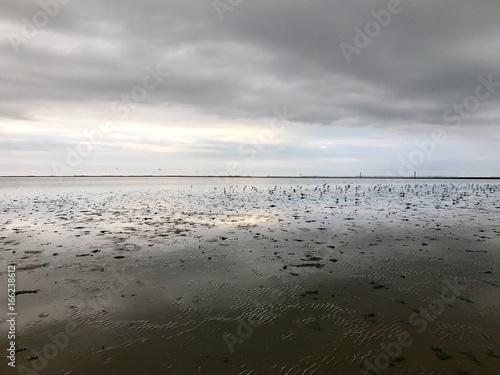 Plexiglas Noordzee Wattenmeer/Nordsee (Ostfriesland)