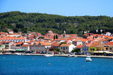 Vela Luka is a picturesque coastal town on Korcula Island, in Croatia. 
