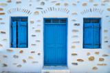 Cyclades Greece landscape - 166256401