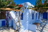 Cyclades Greece landscape - 166256413